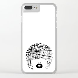 BOB Clear iPhone Case