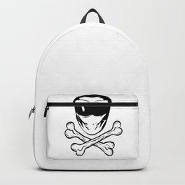 Stig and Crossbones Backpack