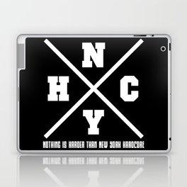 New York hardcore Laptop & iPad Skin