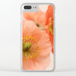 Old Fashioned Clear iPhone Case