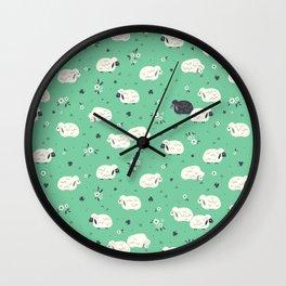 Black Sheep Wall Clock