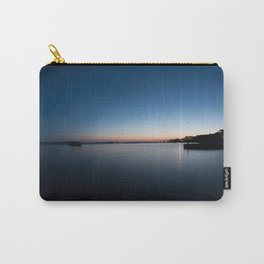 Dusk at sea Carry-All Pouch