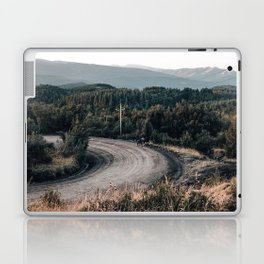 road to Cerro chapelco Laptop & iPad Skin