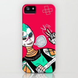 Better sorry than safe iPhone Case