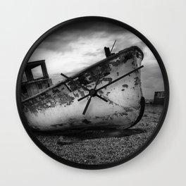 The Trawler Wall Clock