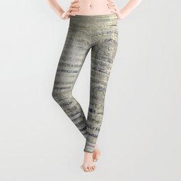 Vintage Grey Leggings