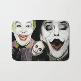 Look at These Jokers Bath Mat
