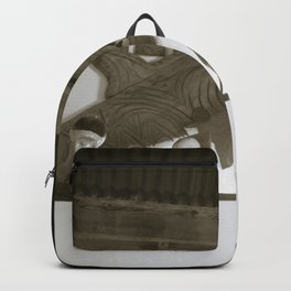 Metal Objects Backpack