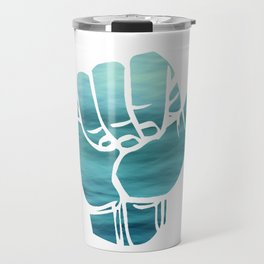 Ocean Bluse Hang Loose Travel Mug