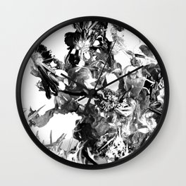 floating roots ed. 2 Wall Clock
