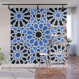 Moroccan Zellige pattern Wall Mural