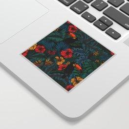 Toucan garden Sticker