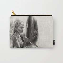 Homage to Rosemary's Baby Carry-All Pouch
