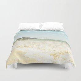 Polo Beach Maui Hawaii Duvet Cover