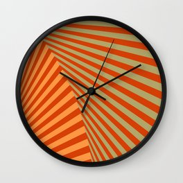 geometric composition 06 Wall Clock