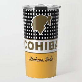 Cohiba Habana Cuba Cigar Travel Mug