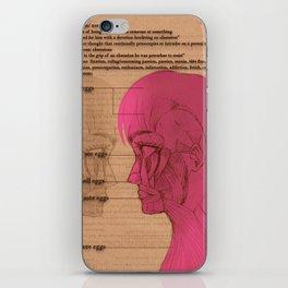 Eggman anatomy iPhone Skin