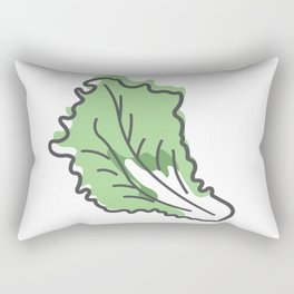 Lettuce Rectangular Pillow