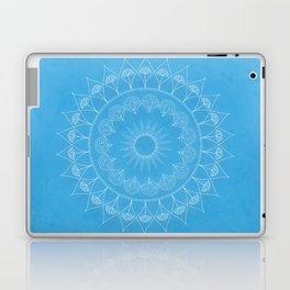 Mandala Winter Kukka Laptop & iPad Skin