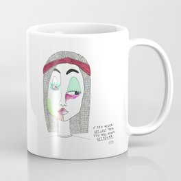If you never get lost you will never get found Coffee Mug