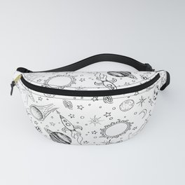 I Need Space Fanny Pack