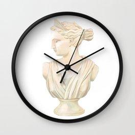 Goddess Diana Wall Clock
