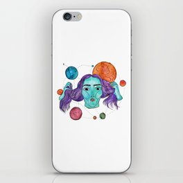 Out of this World/Out of my Mind iPhone Skin