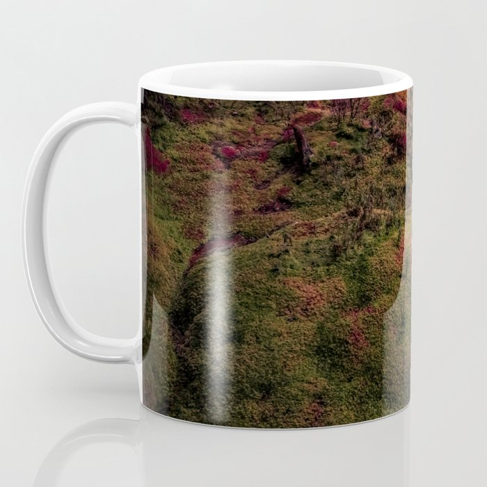 Dark Warmth Coffee Mug