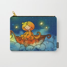 Sailing the Stars Carry-All Pouch