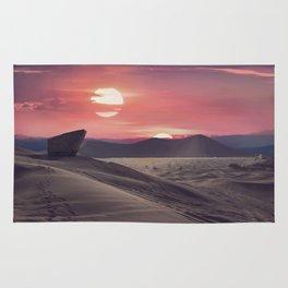 Desert Planet Rug