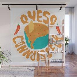 Queso Connoisseur Wall Mural