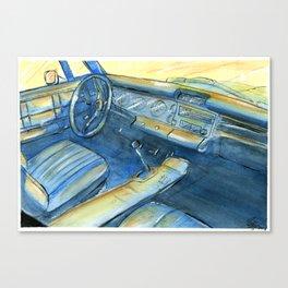 1967 Chevy Impala  Canvas Print