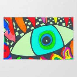 I see Color Rug