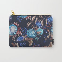 King protea flowers Carry-All Pouch
