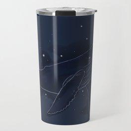 Spacial Whale Travel Mug