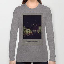 LCD Soundsystem Final Show Long Sleeve T-shirt