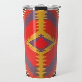 American Native Pattern No. 87 Travel Mug