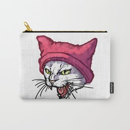 The Cat in the Hat (White) Carry-All Pouch