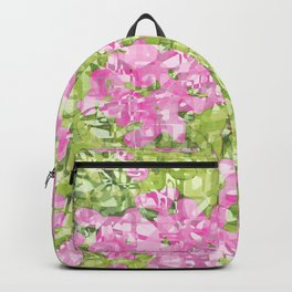Spring blossoms explosion Backpack