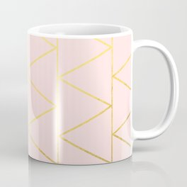 Pink Deco Coffee Mug