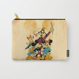 Fun In Colors Carry-All Pouch