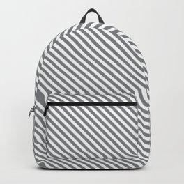 Sharkskin Stripe Backpack