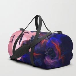 Guitar Art Duffle Bag