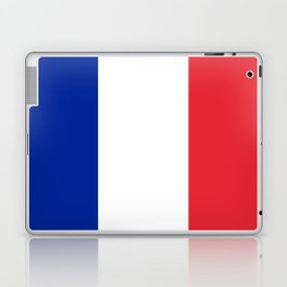 Flag of France, HQ image Laptop & iPad Skin