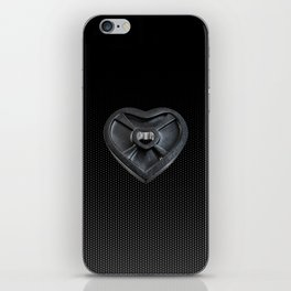Lift With Your Heart iPhone Skin
