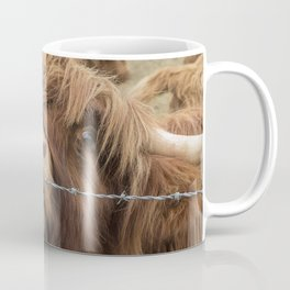 Scottish Highland cow Coffee Mug