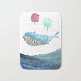 Just be happy Bath Mat