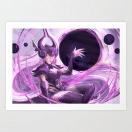 syndra Art Print