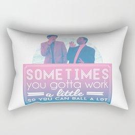 Ball A Lot Rectangular Pillow