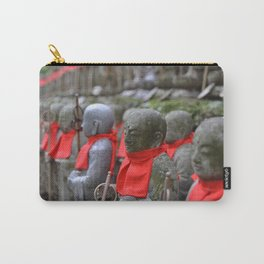 Little Japanese Jizo Carry-All Pouch